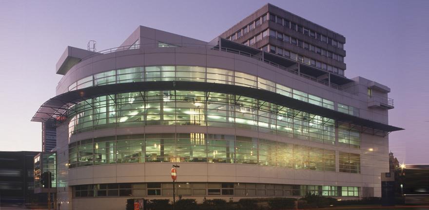 Aytoun Library by MBLA Architects + Urbanists