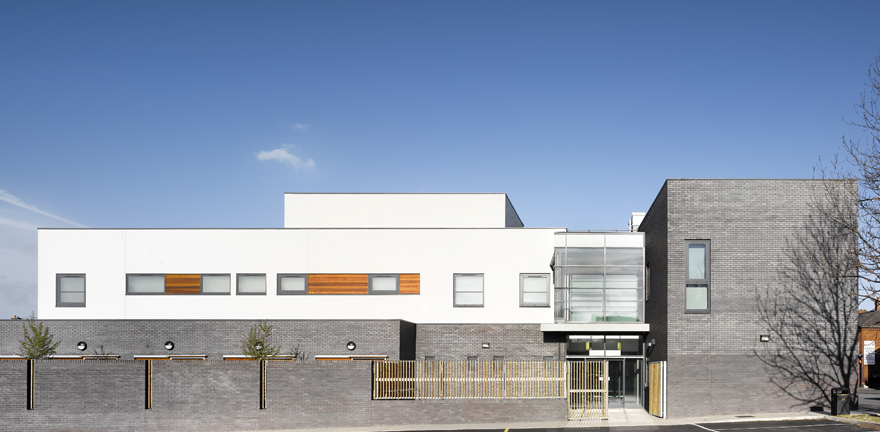 Openshaw Health Centre by MBLA Architects + Urbanists