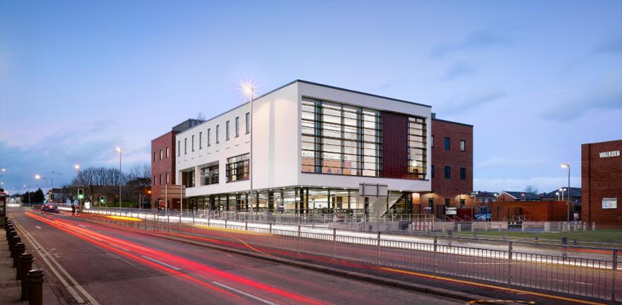 Walkden Gateway by MBLA Architects + Urbanists