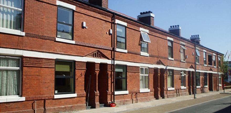 2011 - Infusion / Bowes Street Regeneration