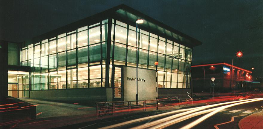 1998 - Huyton Library