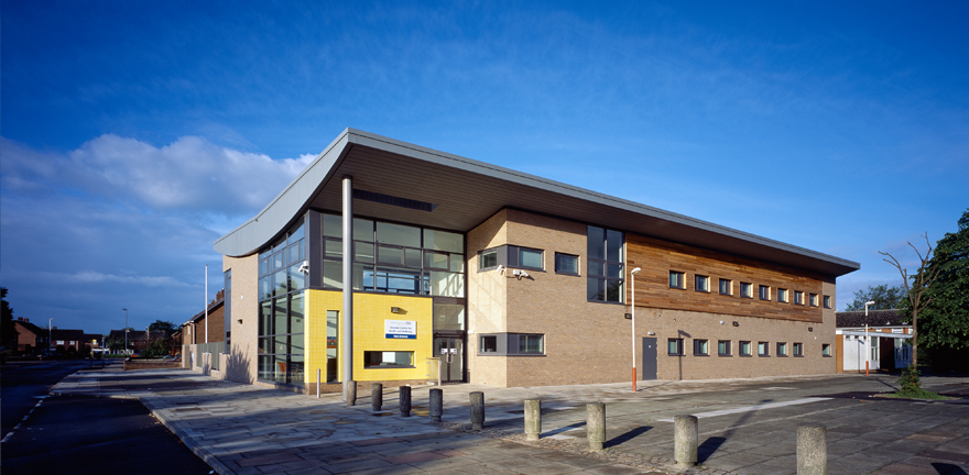 Ainsdale Centre by MBLA Architects + Urbanists