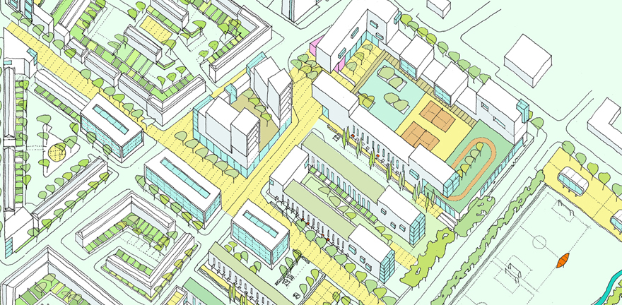 Lower Broughton by MBLA Architects + Urbanists