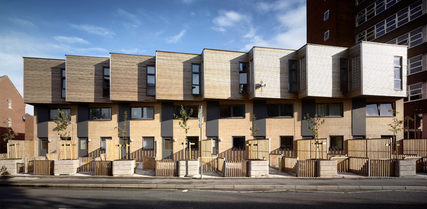Moss Lane West by MBLA Architects + Urbanists