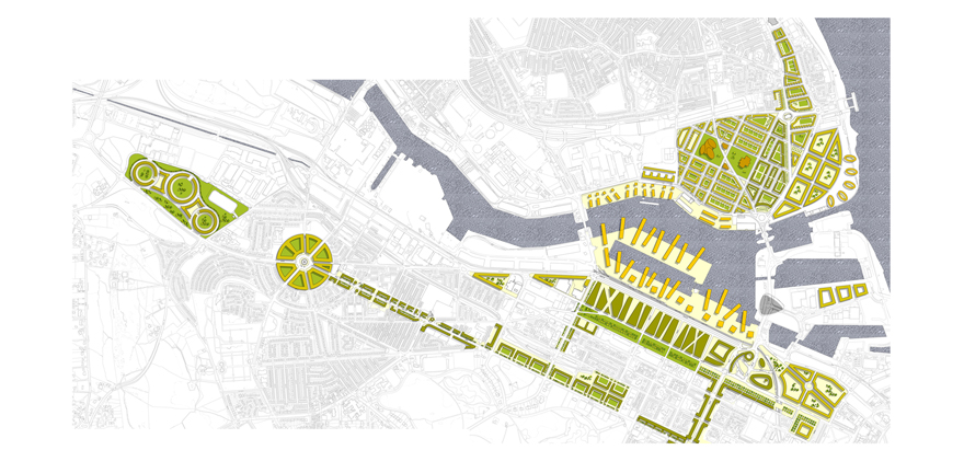 Tranmere Masterplan by MBLA Architects + Urbanists