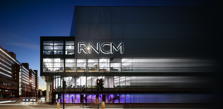 2008 - RNCM Oxford Road Wing