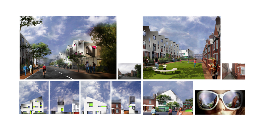 Moss Side by MBLA Architects and Urbanists