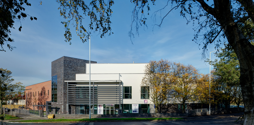 Five Ways Health Centre by MBLA Architects + Urbanists